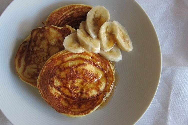 Ricotta Pancakes for Breakfast, Lunch, Tea