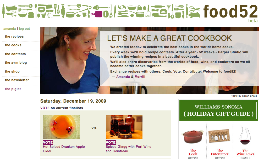 The Whirlwind History of Food52's First 10 Years