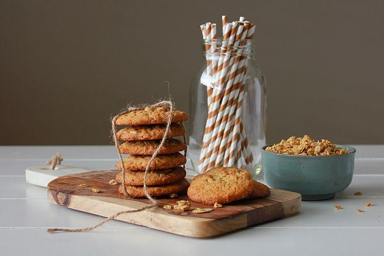 Granola cookies
