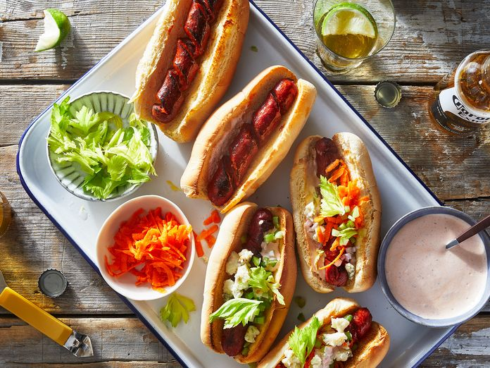 Spiralized Hot Dogs Are the Only Way Anyone Should Ever Grill Hot Dogs