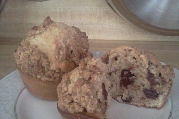 Bittersweet Soy Muffins