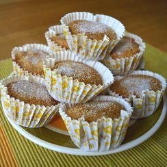 Portuguese Rice Muffins (Bolo de Arroz)