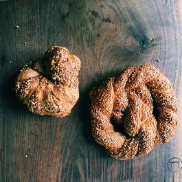Who Wore it Best? Pretzel Croissant Edition