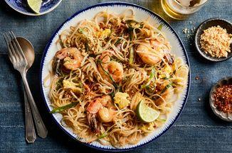 Pad Thai From Kris Yenbamroong Recipe on Food52