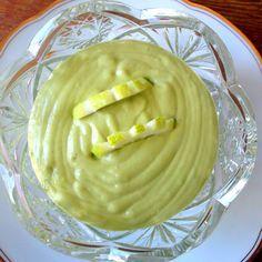 Avocado Creamy Dessert Sauce
