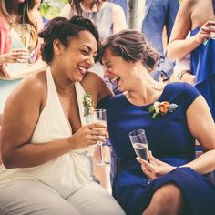 Let These Wedding Toasts Serve as Examples