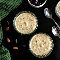 Dates and Oats Indian Milk Pudding/Kheer