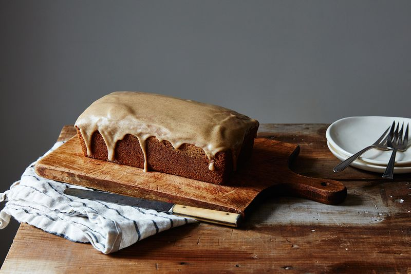 Brown Butter and Butternut Loaf