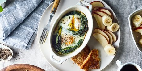 If you like coddled or baked eggs, you'll love shirred.