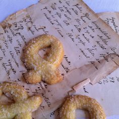 Butter Blast from the Past - Norwegian Butter Cookies