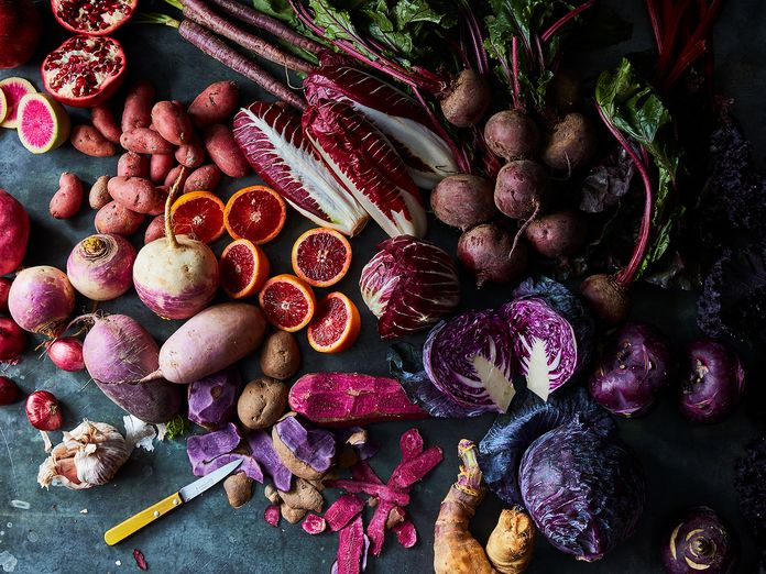 40 Bright Recipes for Purple Produce Season (What Beige?)