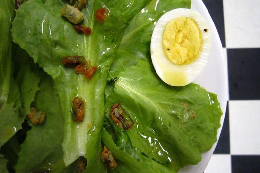 2Amys' Escarole Salad, My Way
