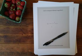 What It Means When You Buy a Signed Cookbook