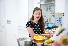How Rachel Khoo Turned Her Tiny Paris Apartment into a Food Destination
