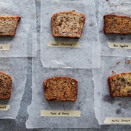 banana bread by porchapples