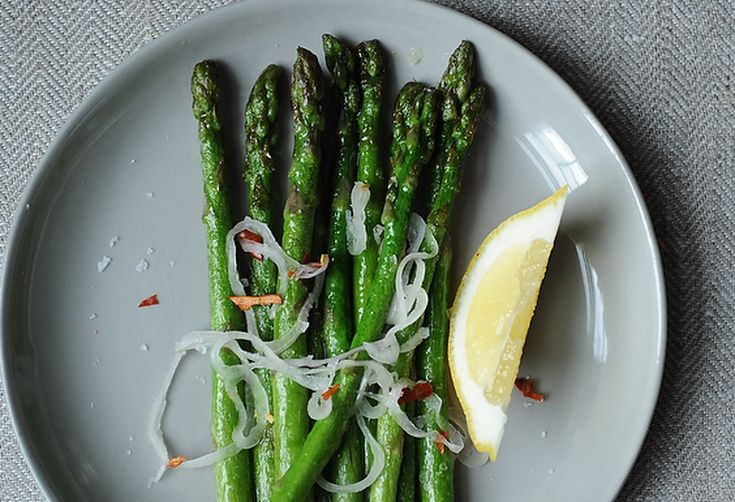 Asparagus Two Ways
