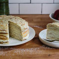 How to Make a Crêpe Cake