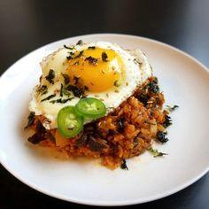 Bulgogi Kimchi Fried Rice
