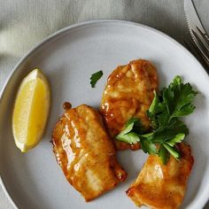 A Lemony, Buttery Chicken to Save Your Week of Meals