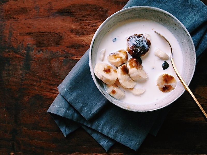 The Best Banana Dessert Only Has 3 Ingredients