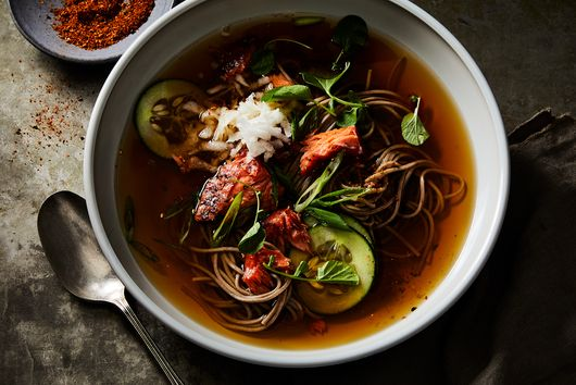 Hot Soba, Your Feel-Good Answer to Cold Weather Comfort Food