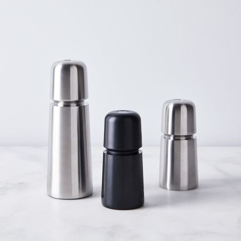 Stockholm Stainless Steel Salt & Pepper Grinder