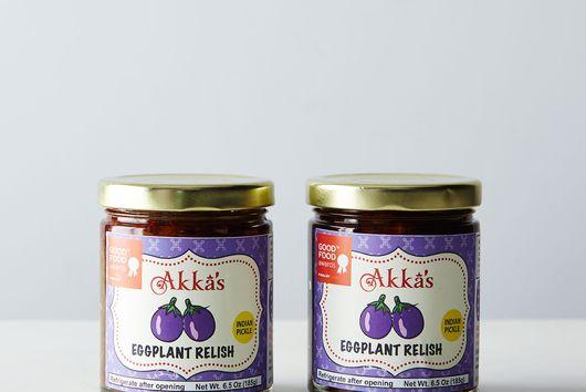 Eggplant Relish (2-Pack)