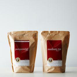 Medium Rye & Pumpernickel Flour (2 Bags)
