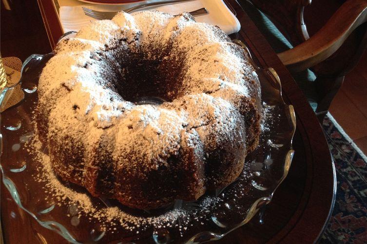 Ginger Ale Spice Cake