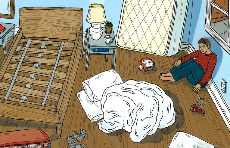 'Help! The Bedbugs Arrived at the Same Time As My New Neighbors'