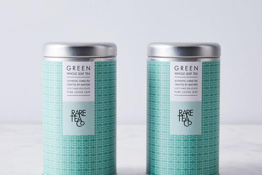Rare Tea Co. Small Batch Natural Tea (2-Pack)
