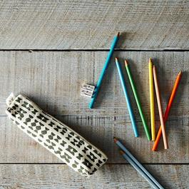 Hidden Quote Pencil Pouch