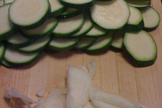 Zucchini Au Gratin