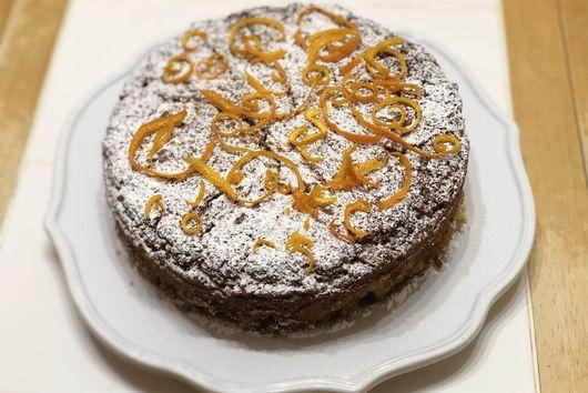 Dreamy Orange Olive Oil Cake