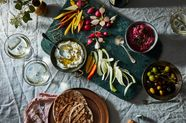 How to Build the Essential Mezze Spread (the Sara Jenkins Way)