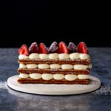 315800e6 8339 46f6 b30a ce1055643517  2017 0503 mille fueille final beauty julia gartland 527 A Stunning (But Simple) French Pastry, Bejeweled With Berries