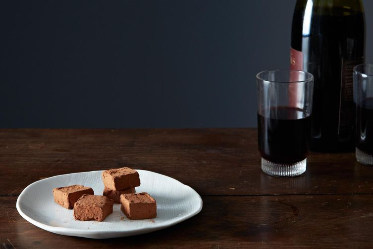 The Best Chocolate Truffles to Serve with Red Wine