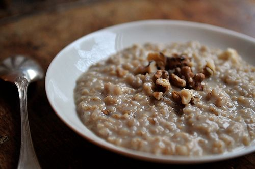 Overnight Miso Porridge