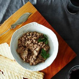 Get Excited about Chopped Liver