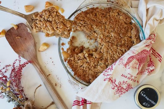 Mother's Apple Crumble