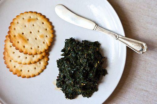 Paula Wolfert's Herb Jam with Olives and Lemon