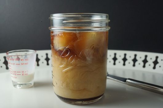Cold Brew Dirty Chai