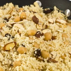 Almond Couscous