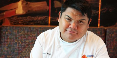 A Q&A with Freddie Bitsoie, executive chef at Mitsitam Native Foods Cafe