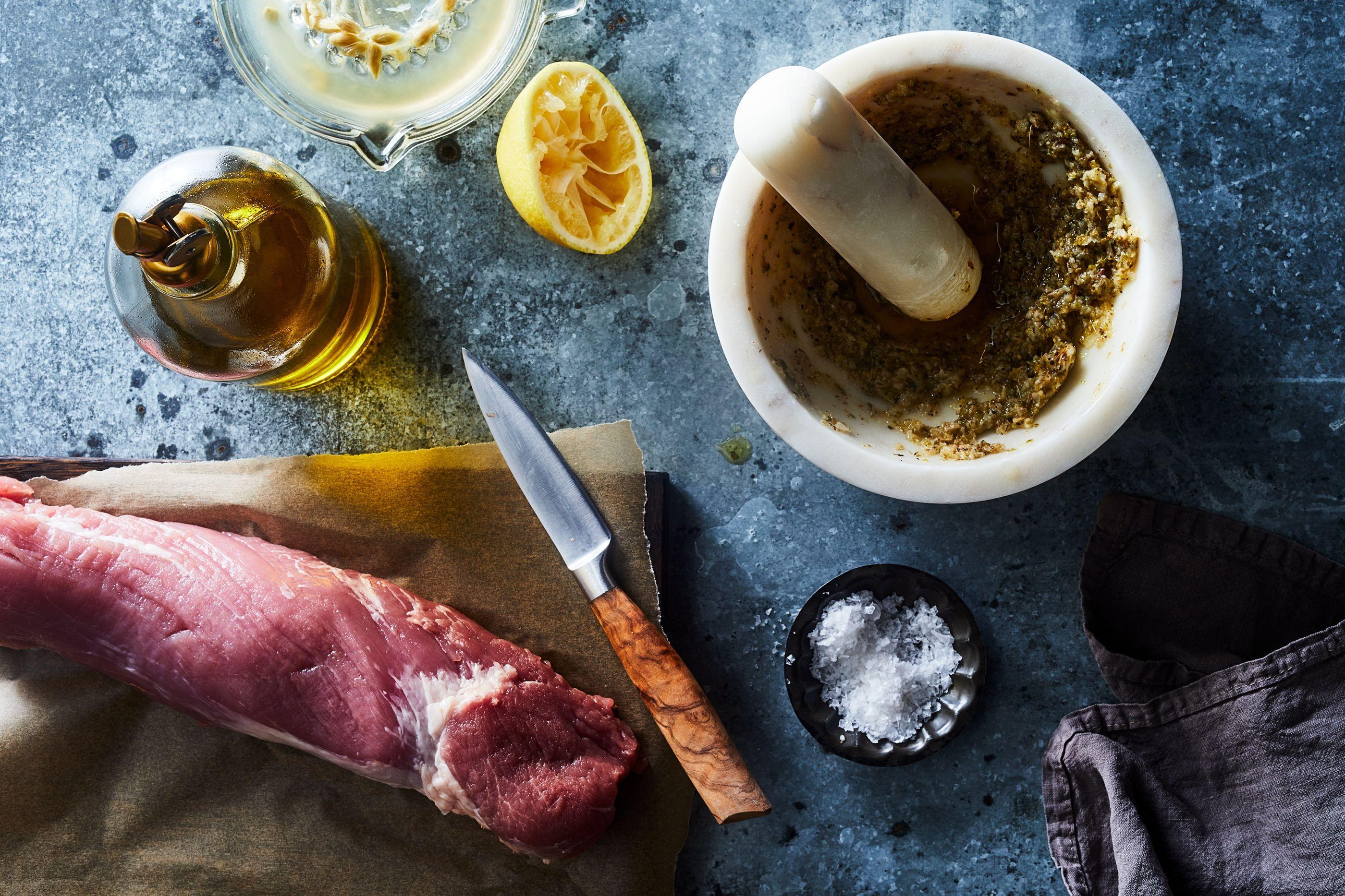 The Genius Secrets to Never-Boring, Never-Dry Pork Tenderloin