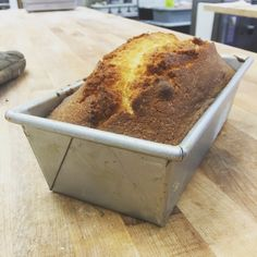 Quatre Quart (French Pound Cake)