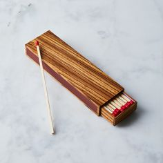 Wooden Matchbox