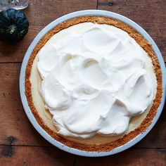 Maida Heatter's Rum Pie