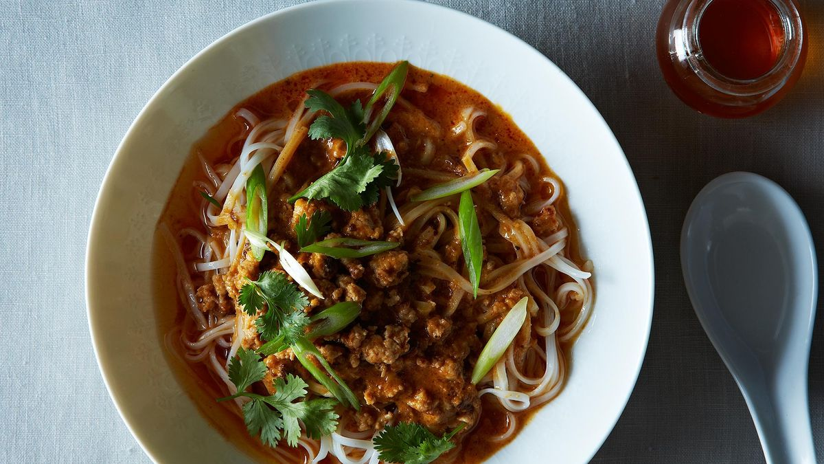 Szechuan Dan Dan Noodles Recipe On Food52
