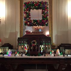 62 Christmas Trees, 4000 Gumballs, and the White House Winter Wonderland